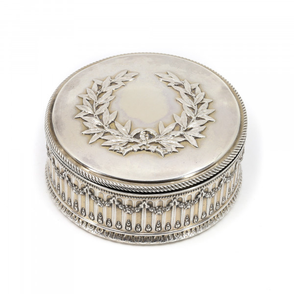 FRENCH SILVER